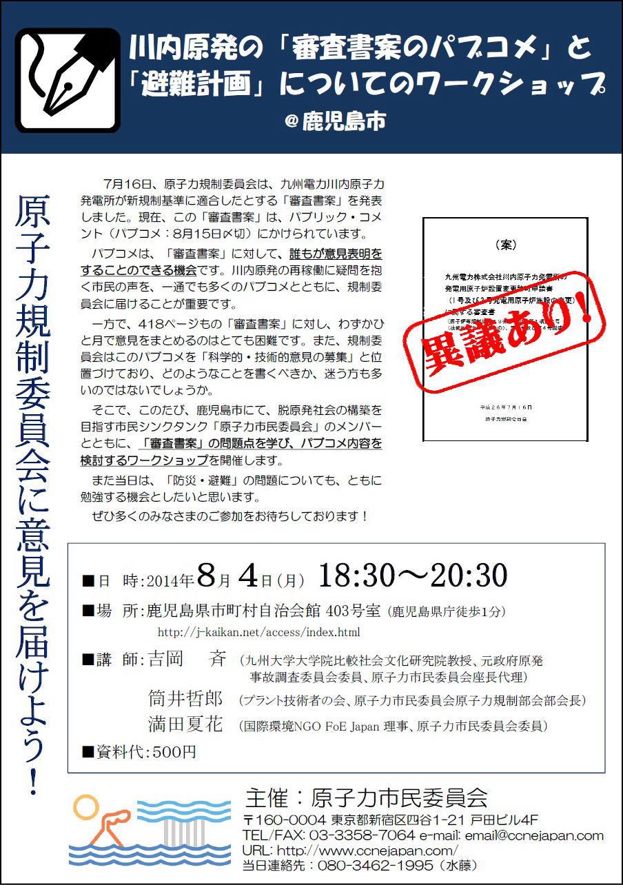 20140804_CCNE_kagoshima_pubcom